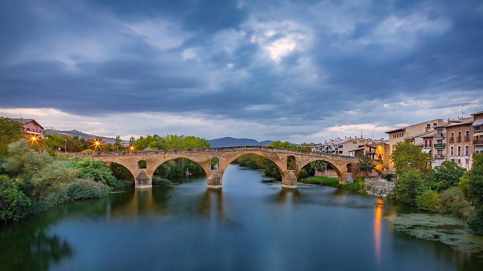 Puente la Reina / Gares, Navarra