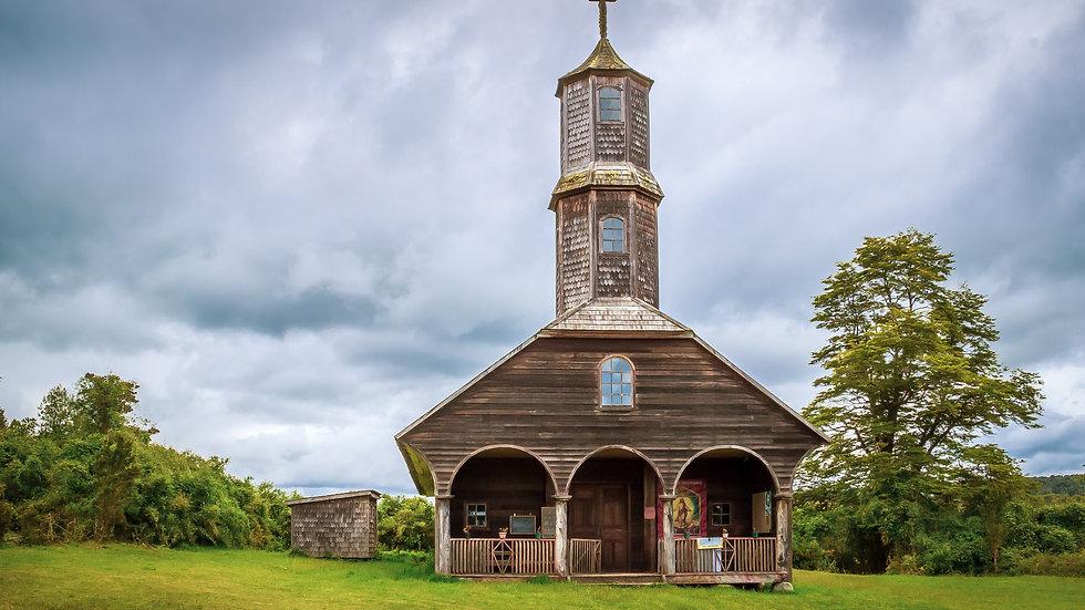 Colo, Chiloé Island, Chile