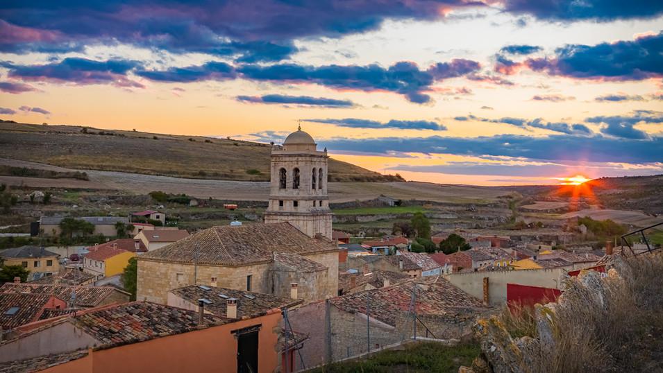 Burgos - Frómista