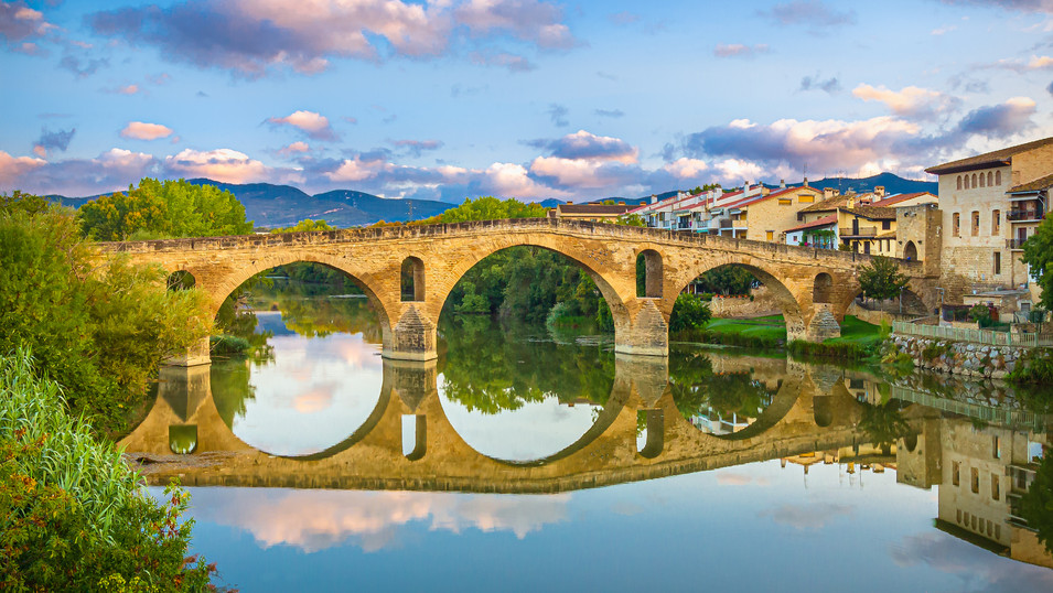 Pamplona - Los Arcos