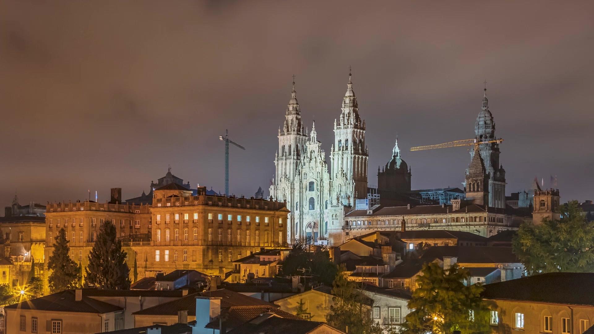Santiago de Compostela - October 9, 2020