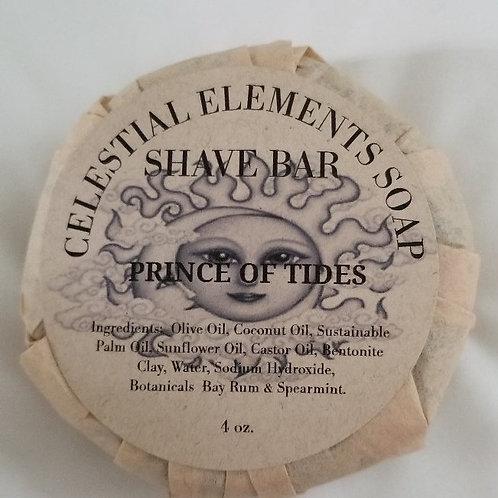 Prince of Tides Shave Bar