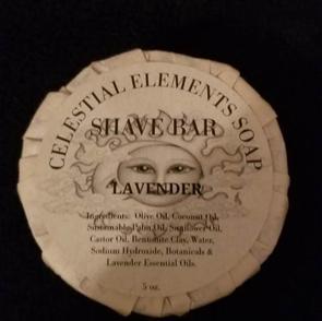 Lavender Shave Bar