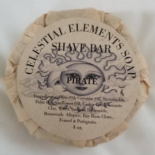Pirate Shave Bar