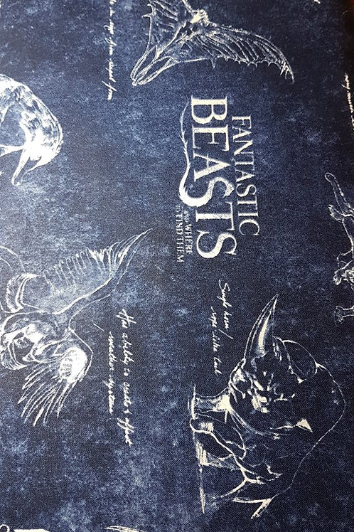 Amazing Beasts Navy