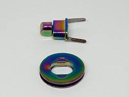 Rainbow Oval Lock