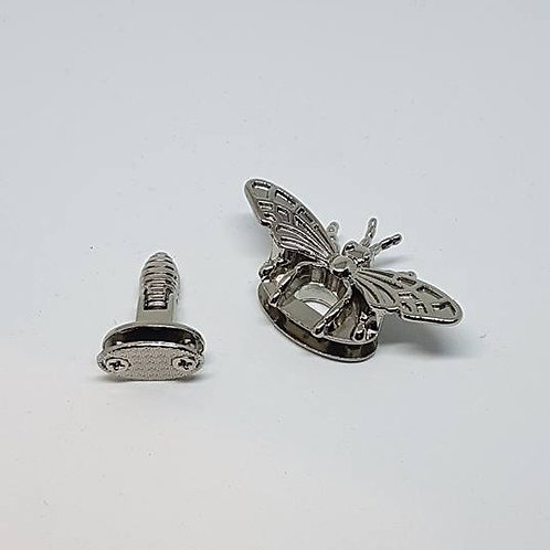 Silver Bee Lock