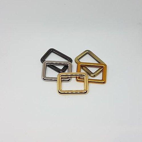 "1"" Rectangle Rings"