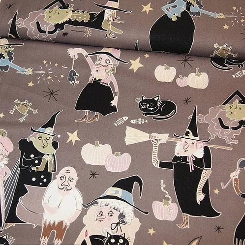 Hagatha's Halloween dark