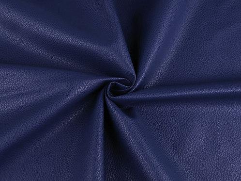 Leatherette- Blue