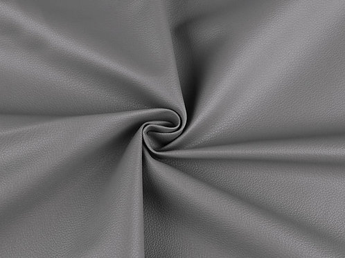 Leatherette-  Textured Grey