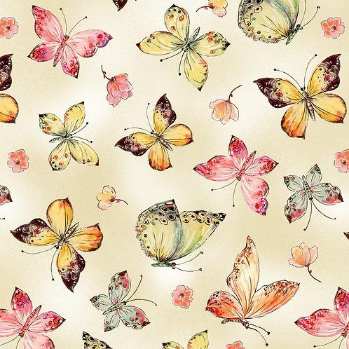 Butterfly Fleur Cream