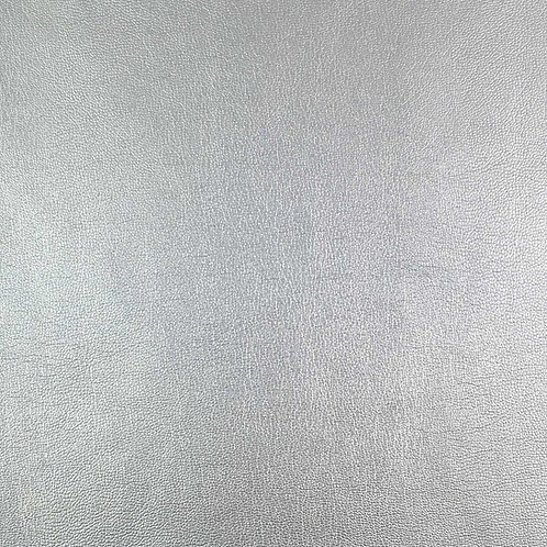Leatherette- Silver