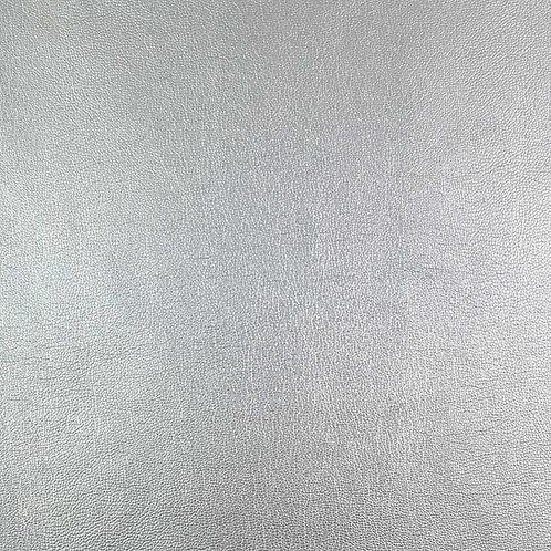 Leatherette- Silver