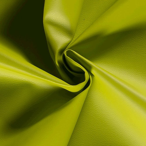 Leatherette-  Textured Green