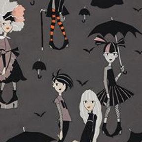 Going Goth Dark