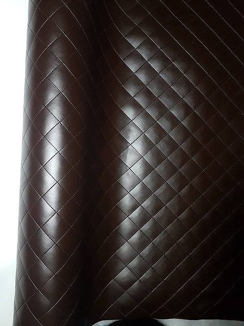 Quilted Brown