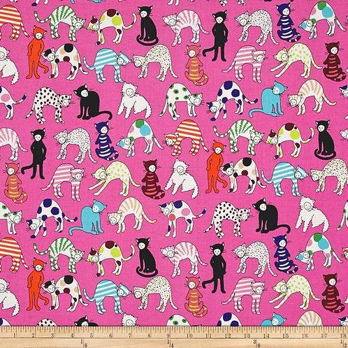 Kitty Kat Max Pink