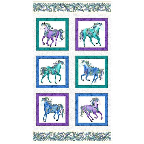 Horse Around Panel