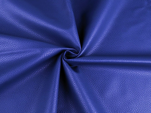 Leatherette- Textured Royal