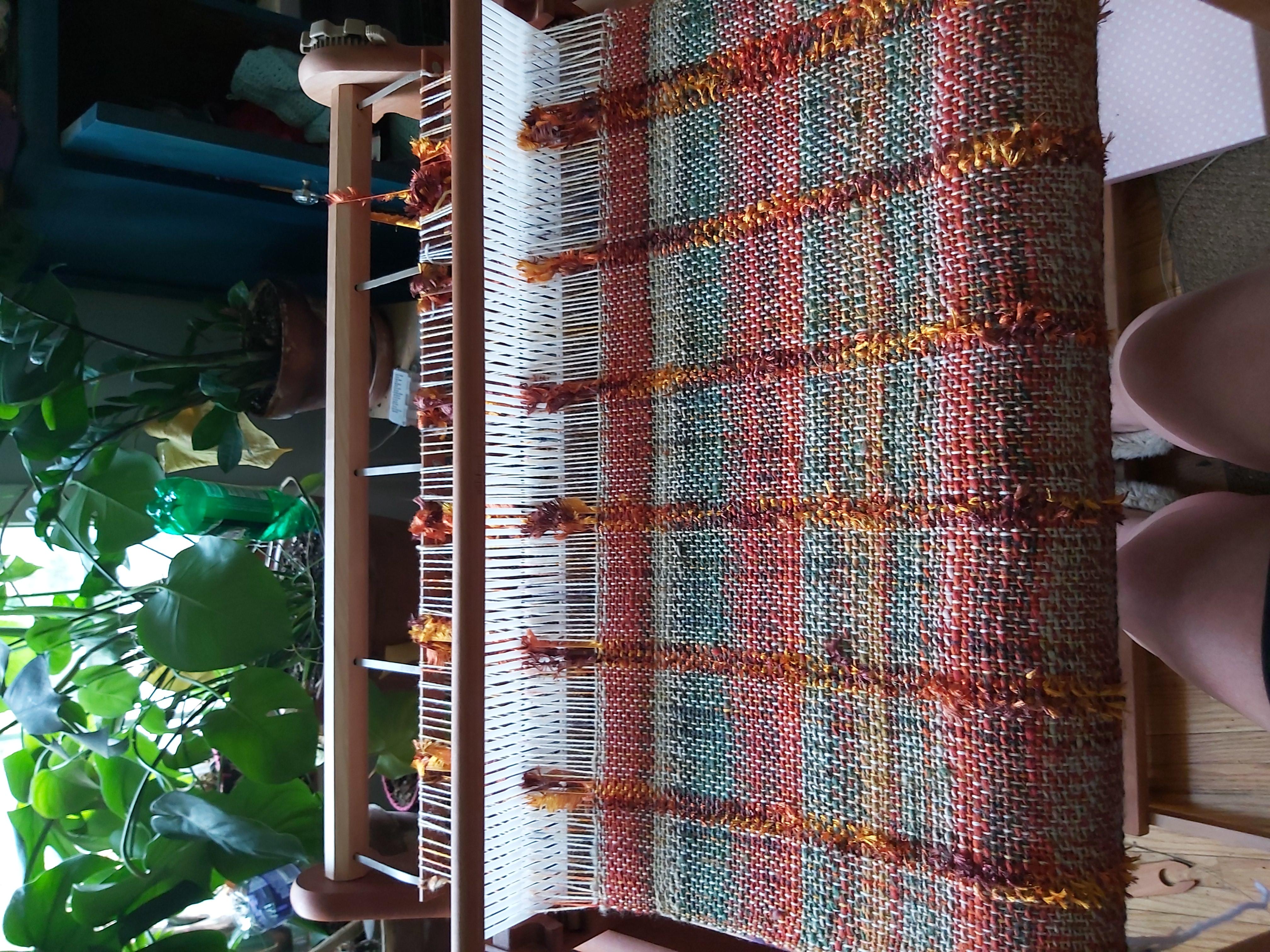 weaving day