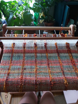 weaving day