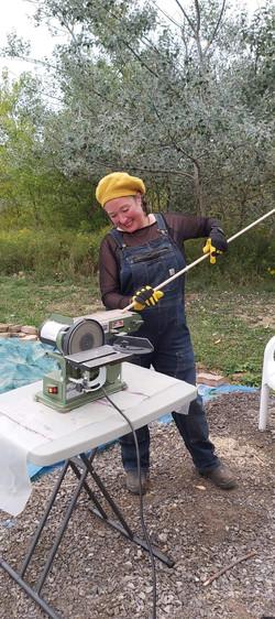 carrie sanding