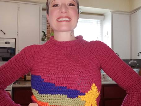 Cosplay your Crochet.