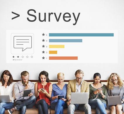 Survey Comment Review Ratings Concept.jp