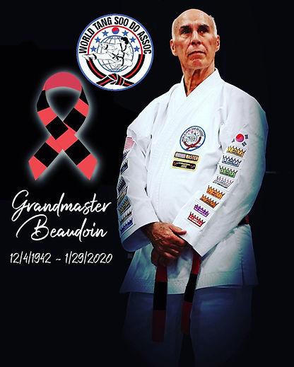 Grand Master Beaudoin Memorial