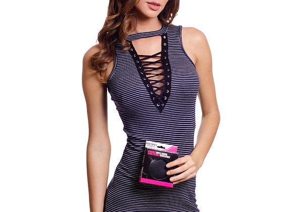 Fabric nipple cover / Cubrepezones de tela