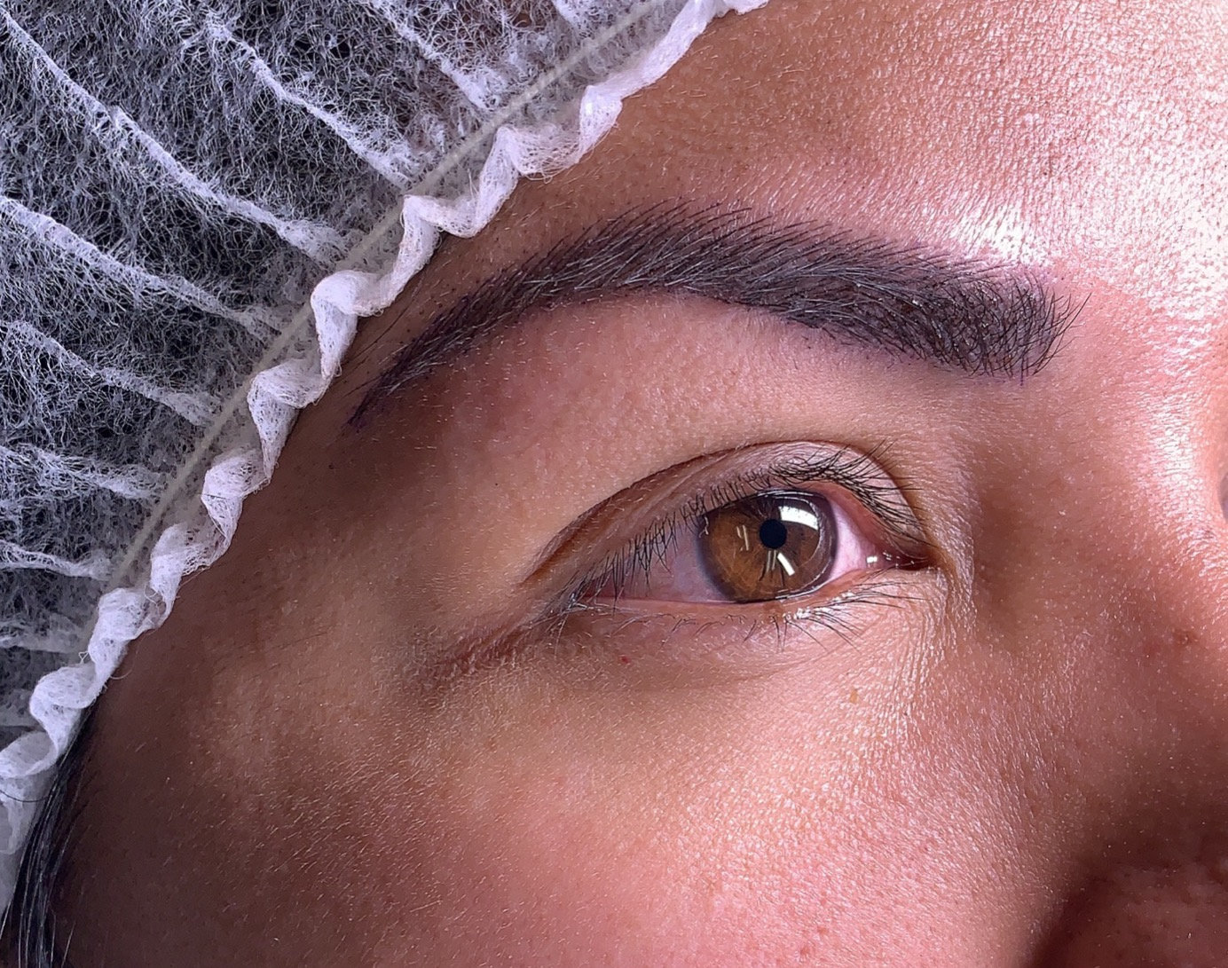 Microblading and Shading + 1 Touch-up