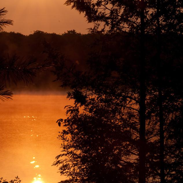 Dawn - Ross Lake