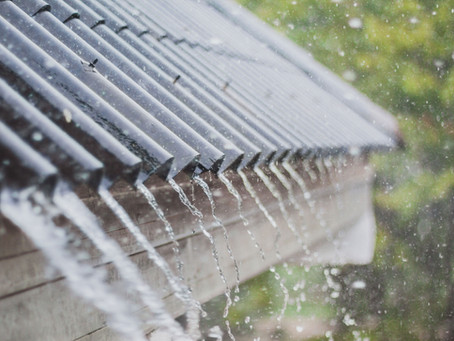 Is Your Roof Ready for April Shower?