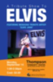 Elvis Impersonator Wisconsin