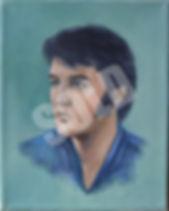 Elvis Contemplative 1970_Sold.JPG