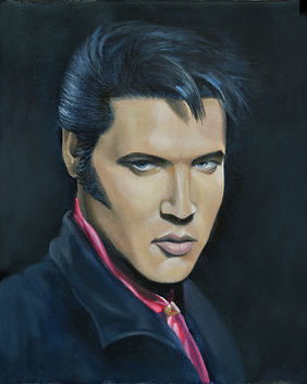 Elvis TROUBLE painting.jpg