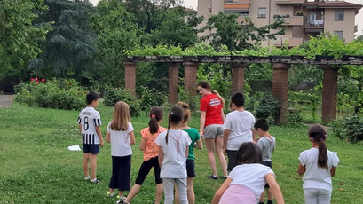 ENGLISH CAMPS MORTARA: HERE WE ARE...
