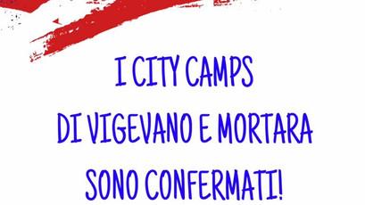 City Camps Estivi: Vigevano e Mortara