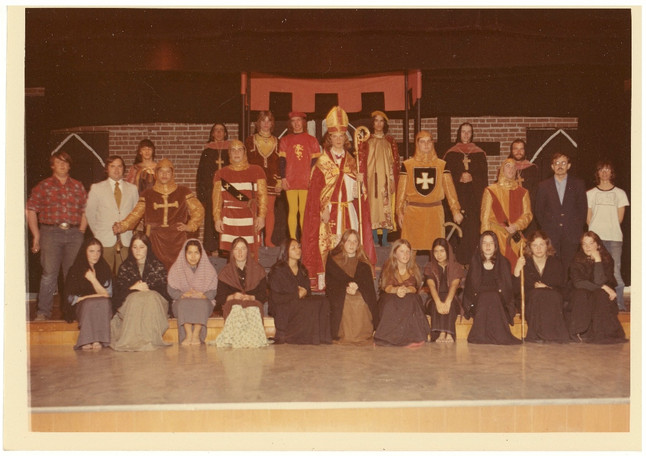 Murder in the Cathedral-Holy Cross Abbey, Cañon City, CO 1974