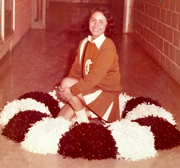 Aimée Medina ~ CCHS Tigers 1975