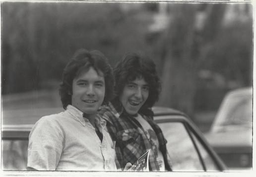Scott Rickoff & Michael Gulezian 1977.jpg