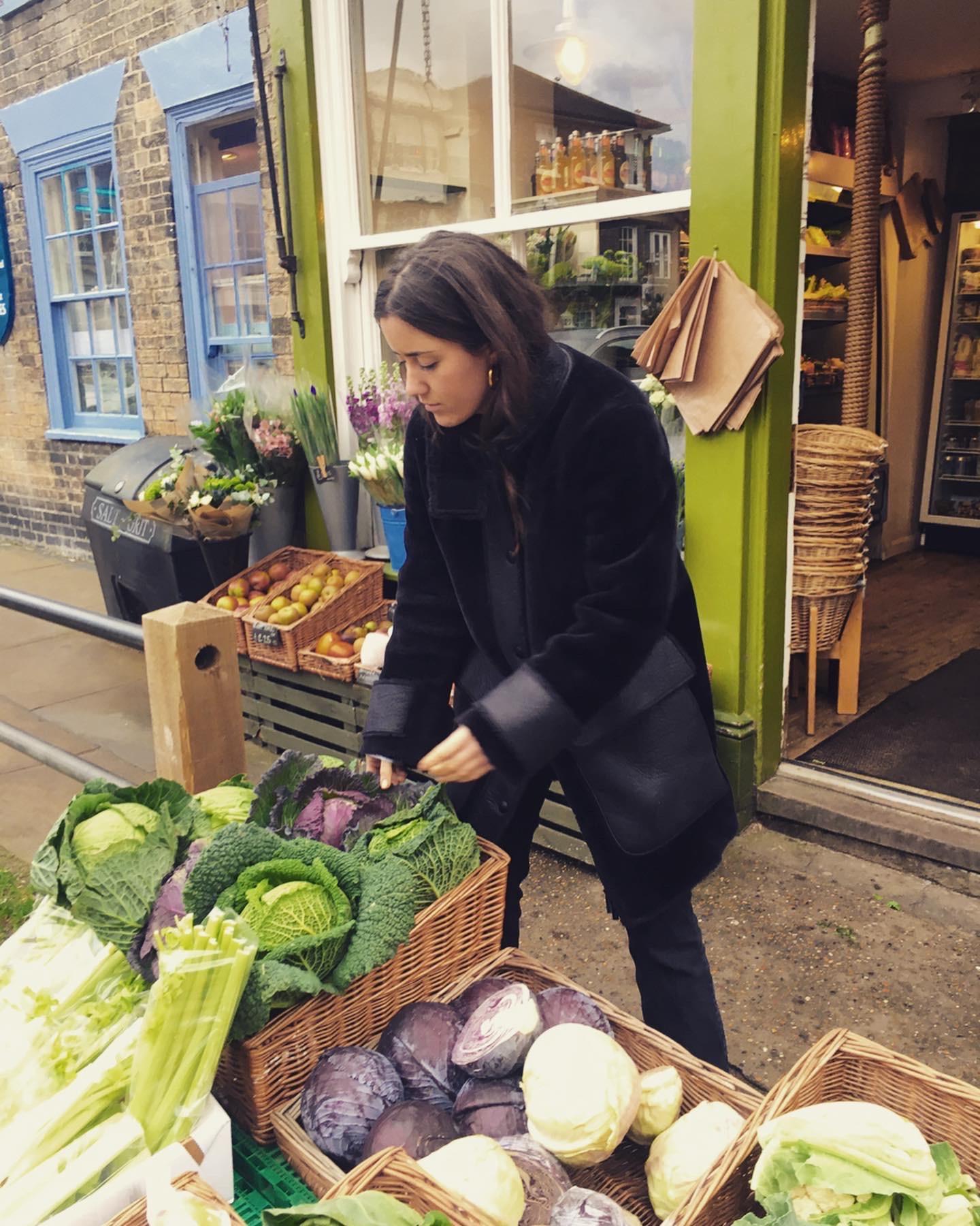 January King cabbage + Lara