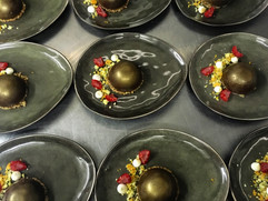 Chocolate domes, Verbier