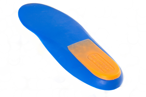 V1.02 Pro-FIRM Insoles for Achilles Tendonitis (Incl. Heel Support)