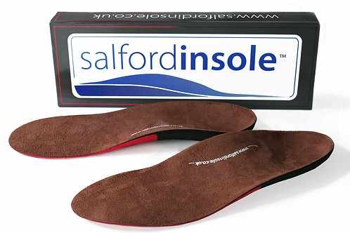 SI™ Dual Density Insoles for Achilles Tendonitis (Inc. Heel Support)