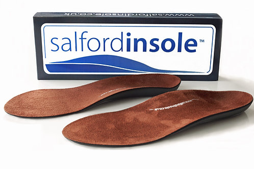 Salfordinsole Pro-Light Arch Support Insoles