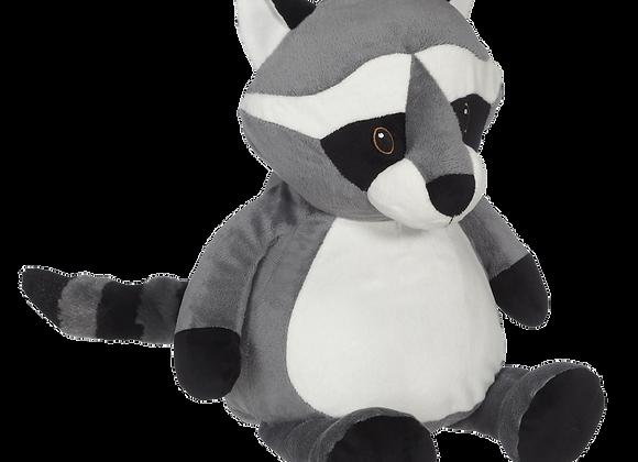 EMBROIDER BUDDY Rinaldo Raccoon Buddy Personalized Gift