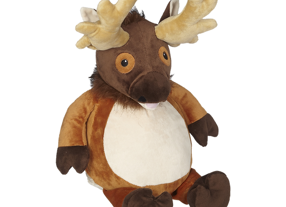 EMBROIDER BUDDY Edward Elk Buddy Personalized Gift