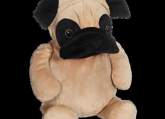EMBROIDER BUDDY Parker Pug Buddy Personalized Gift Stuffed Animal